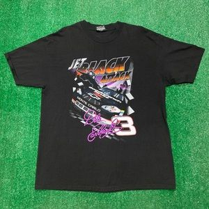 Vintage NASCAR Chevy Dale Earnhardt Racing Shirt